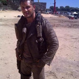 Une nouvelle image de Tom Hardy dans Mad Max : Fury Road