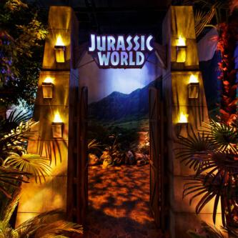 L'Exposition Jurassic World débarque à Paris