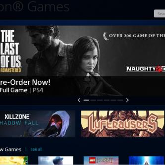 The Last of Us sur PS4 aperçu sur le Playstation Store américain