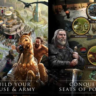 Game of Thrones s'offre un jeu mobile en attendant son ultime saison