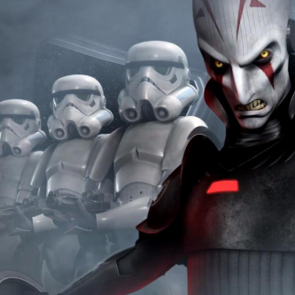 Star Wars Rebels dévoile son vilain en vidéo