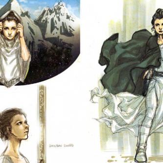 Star Wars : la princesse Leia s'offre une adaptation manga