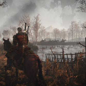 Trois nouvelles images pour The Witcher 3 : Wild Hunt