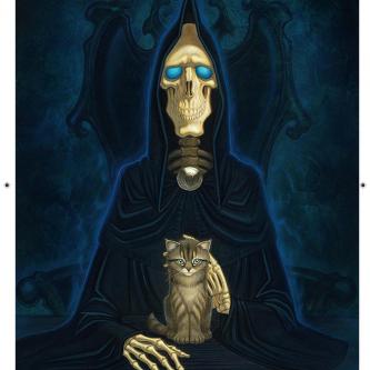 Découvrez l'artbook des illustrations du Disque-Monde de Terry Pratchett