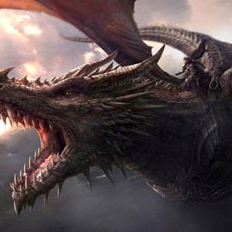 George Martin dévoile à quoi ressemblent les dragons de Game of Thrones