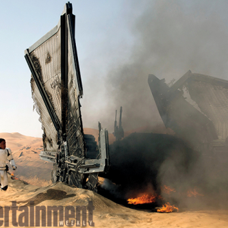 Onze nouvelles images pour Star Wars : The Force Awakens