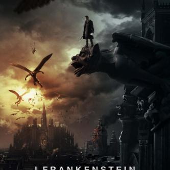 Une affiche pour I, Frankenstein