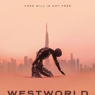 Westworld : un joli poster pour la troisième saison de la série HBO
