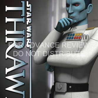 Un grand amiral bleu présente ses origines dans la preview de Star Wars : Thrawn #1