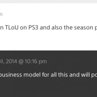 Une date de sortie pour The Last of Us PS4