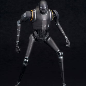 Rogue One : Kotobukiya s'attaque à K-2SO pour sa gamme Artfx