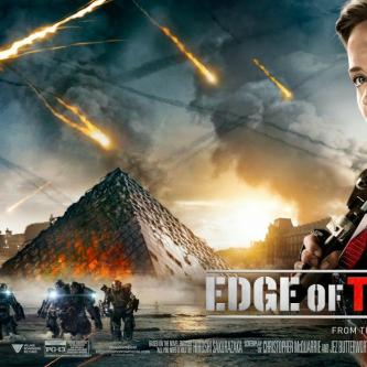 Une bannière pour Edge of Tomorrow
