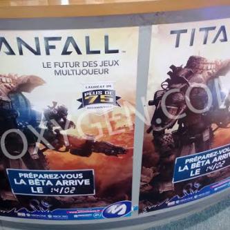 La bêta en approche pour TitanFall