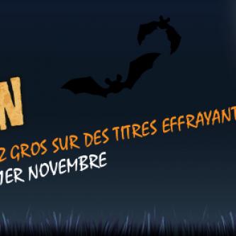 Des soldes pour Halloween sur Steam