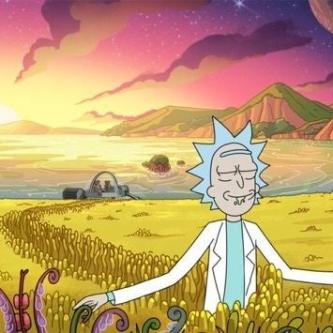 Rick & Morty saison 4 dévoile ses premières images