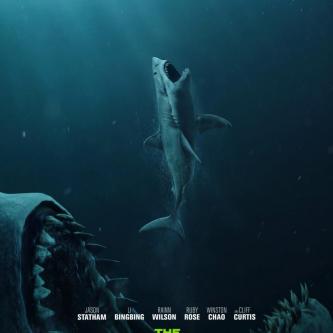 Le premier trailer de The Meg se montre à pleines dents