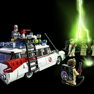 Lego dévoile son set Ghostbusters