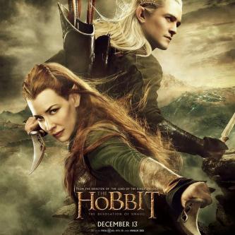 Une énième affiche pour Le Hobbit : La Désolation de Smaug