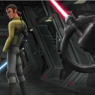 Star Wars Rebels présente son héros, Kanan