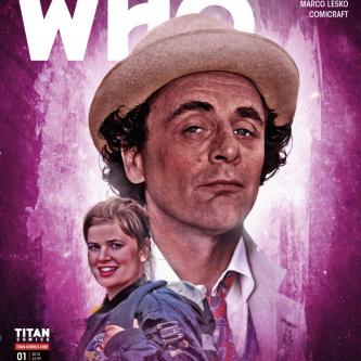 Doctor Who : Le septième Docteur aura droit à son comic book