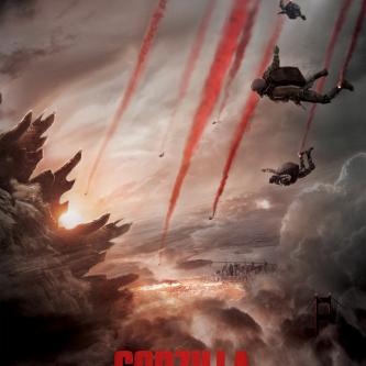 Une nouvelle affiche pour Godzilla