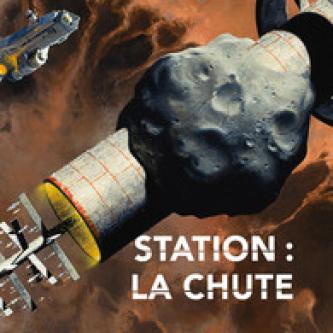 Découvrez Station : La Chute, le prochain roman à suivre dans la collection Lunes d'encre de Denoël