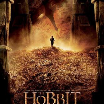 Une nouvelle affiche pour le Hobbit : La Désolation de Smaug