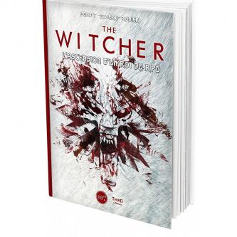 Third Editions annonce un ouvrage sur The Witcher écrit par Exserv