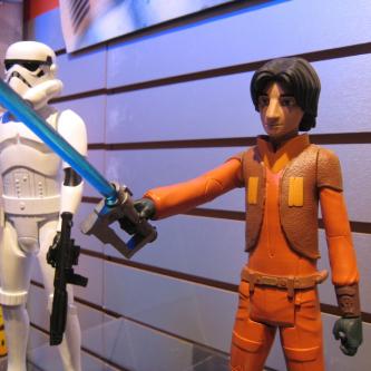 De nouveaux personnages de Star Wars Rebels dévoilés grâce à des figurines
