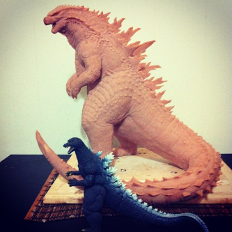 Des nouveaux concepts arts pour Godzilla