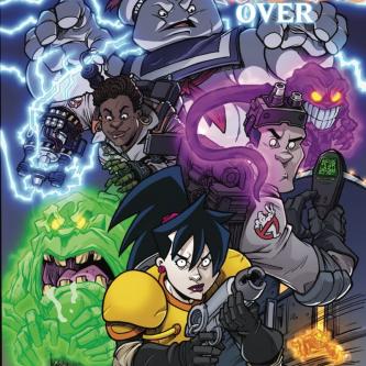 Un comic book va réunir toutes les équipes de Ghostbusters en mars prochain