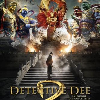 Detective Dee: la légende des Rois Célestes s'offre une bande annonce épique en amont de son avant-première mondiale en France
