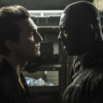 Idris Elba face à Matthew McConaughey dans une nouvelle image de The Dark Tower