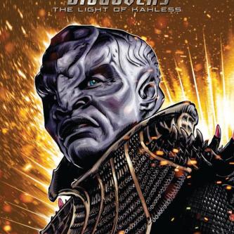 Star Trek Discovery revient dans une preview de son premier comic book