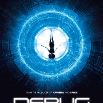 Une affiche pour le film Debug avec Jason Momoa