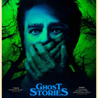 Ghost Stories se paye trois posters complètement fous