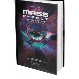 Third Editions annonce la parution de Mass Effect : À la conquête des étoiles