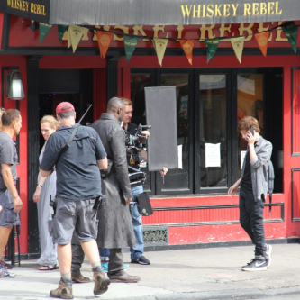 De nouvelles images de tournage pour The Dark Tower