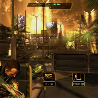Deus Ex : The Fall arrive sur PC