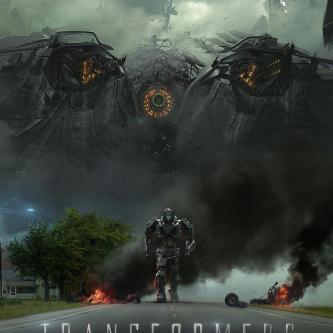Un poster IMAX pour Transformers : L'Âge de l'Extinction