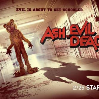 Les démons en ont après la fille de Ash dans le second trailer d'Ash vs Evil Dead
