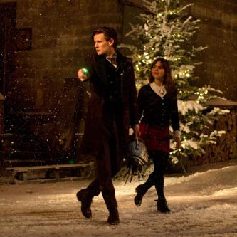 De nouvelles images pour The Time of the Doctor