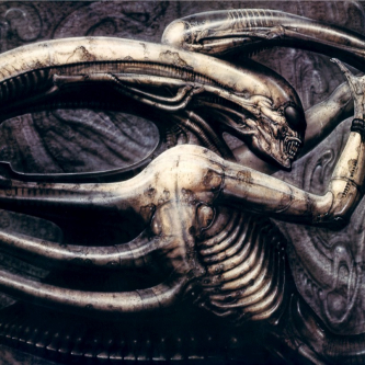 Necronom IV, l'oeuvre d'H.R. Giger qui inspira Alien