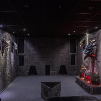 Un fan de Predator vend sa maison