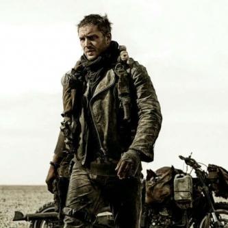 Une image de Tom Hardy dans Mad Max : Fury Road