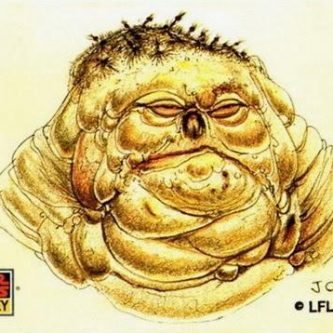 Voici à quoi aurait pu ressembler Jabba le Hutt dans le Retour du Jedi