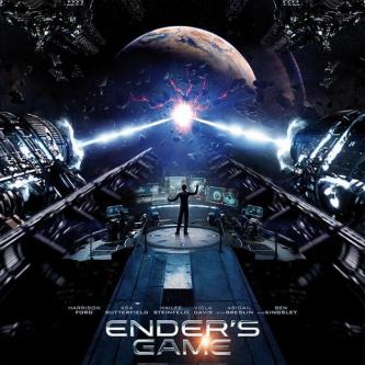 Une affiche pour la Stratégie Ender