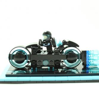 Les Light Cycle de Tron vont débarquer chez LEGO grâce à la plateforme Ideas