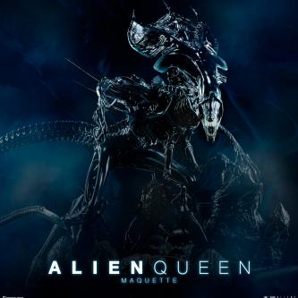 Aliens : la reine s'offre une superbe statuette chez Sideshow