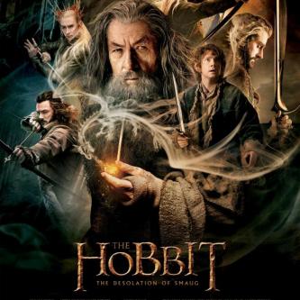 Une affiche finale pour le Hobbit : La Désolation de Smaug